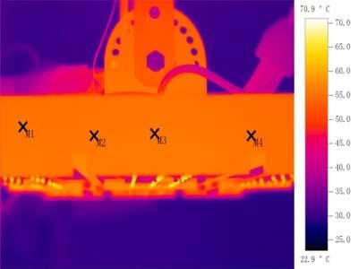 Lightide-Heat-dissipation study