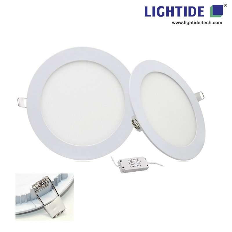 slim round ceiling panel light_led ceiling light panels-lightide