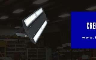 Lightide DLC QPL Slim CREE led High Bay Lights