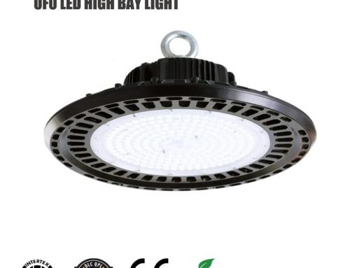 UFO LED High Bay Light Fixtures Industrial Lighting 100W-240W