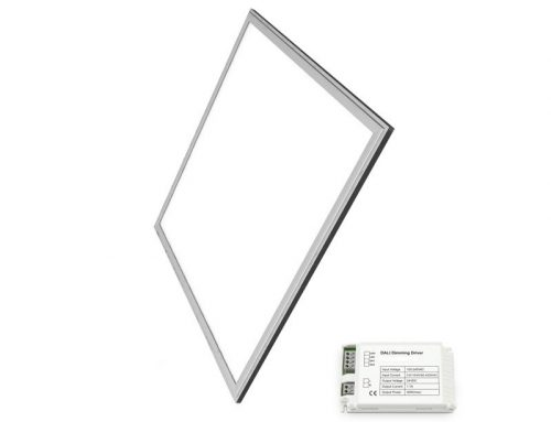 LED Flat Panel Light Slim Ceiling Lighting Fixtures