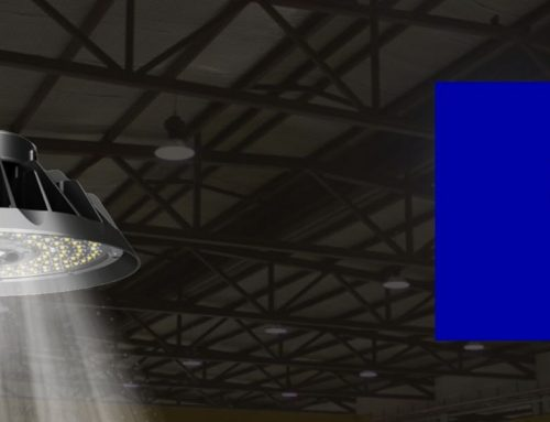High Bay LED Light Fixtures UFO Update to 190 LPW