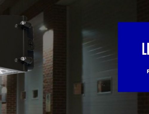 LED Wall Pack Lights Full Cutoff Released 120 LPW