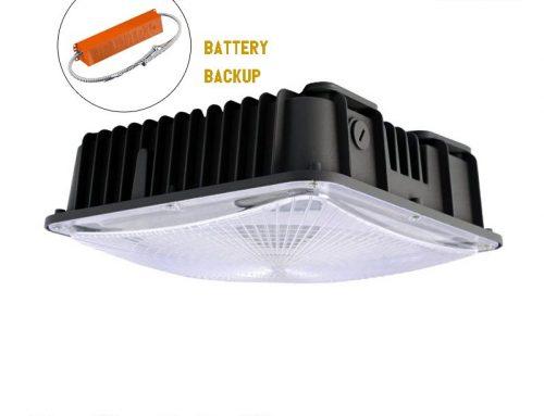Battery Powered LED Lights for Garage Lighting Emergency