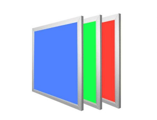 RGB LED Panel Light Color Changing Overhead Lighting